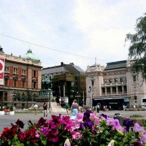 Beograd trg republike